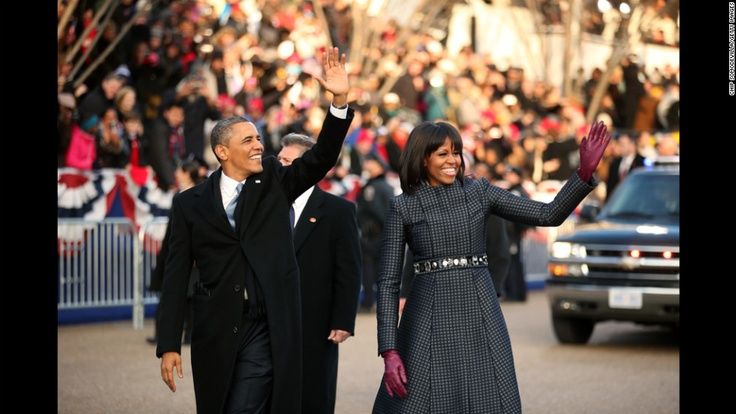 Congratulation and Best wishes to President Obama and First Lady Michelle Obama!
