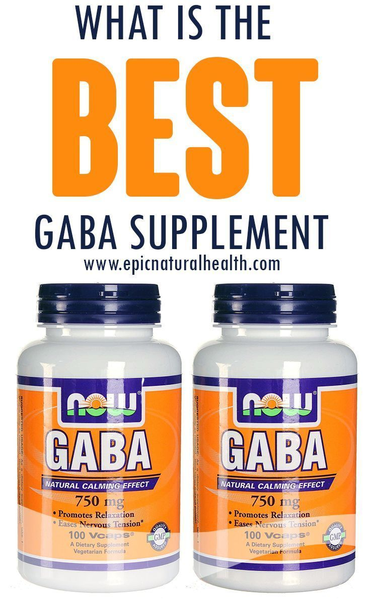 Guide to the Best GABA Supplements - what-is-the-best-gaba