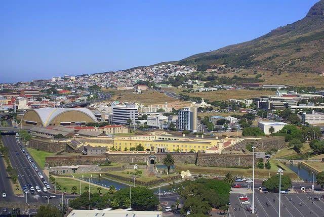 Castle, Cape Town