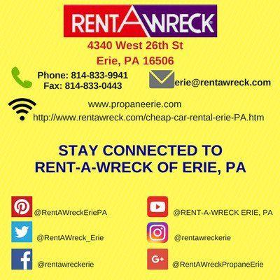 Rent A Wreck Erie, P (@RentAWreck_Erie) | Twitter
