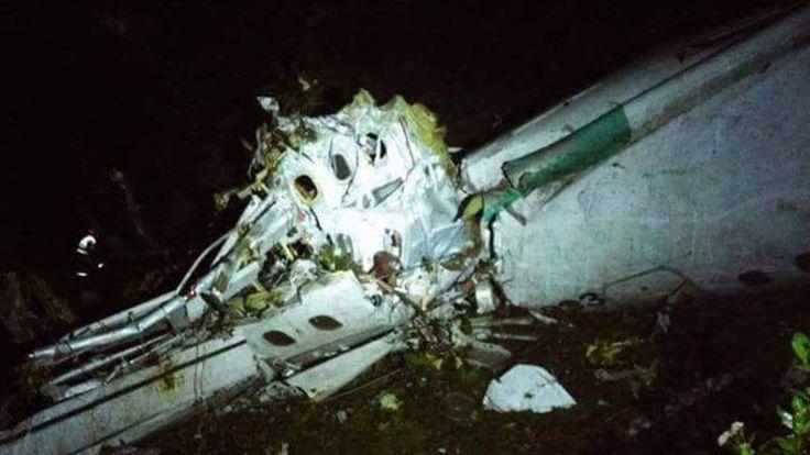 Vliegtuig met Braziliaans voetbalteam neergestort in Colombia | NOS