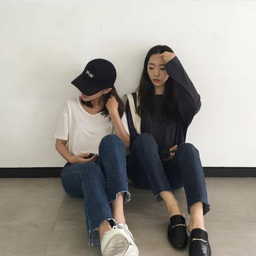 Ulzzang Girl Couple Swag-7858