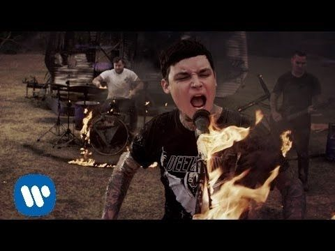 The Amity Affliction - The Weigh Down [OFFICIAL VIDEO] - YouTube