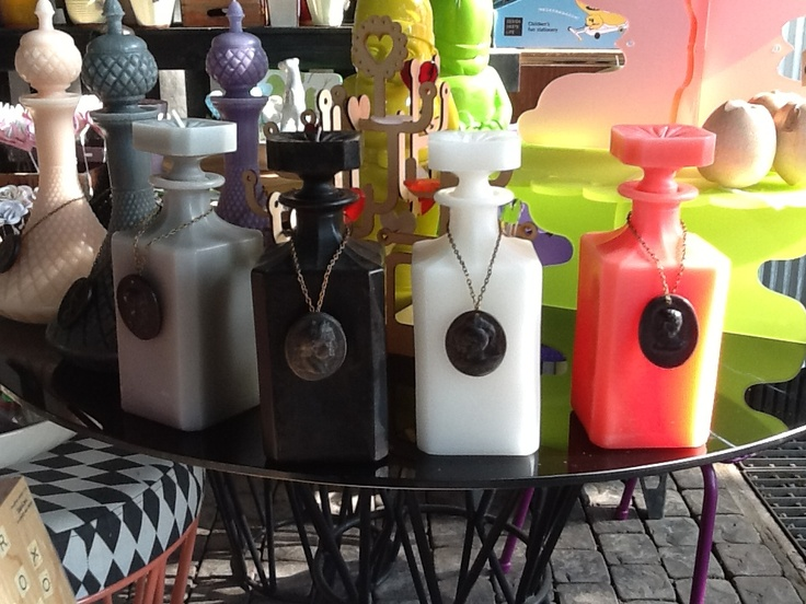 Candle Decanters