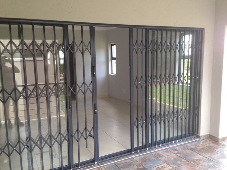 Expandable Security Gates are a need in South Africa.   Get yours at www.robodoor.co.za