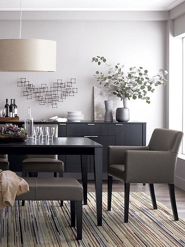 Transitional Dining Rooms More Modern Rug Ideas To Brighten Your Space