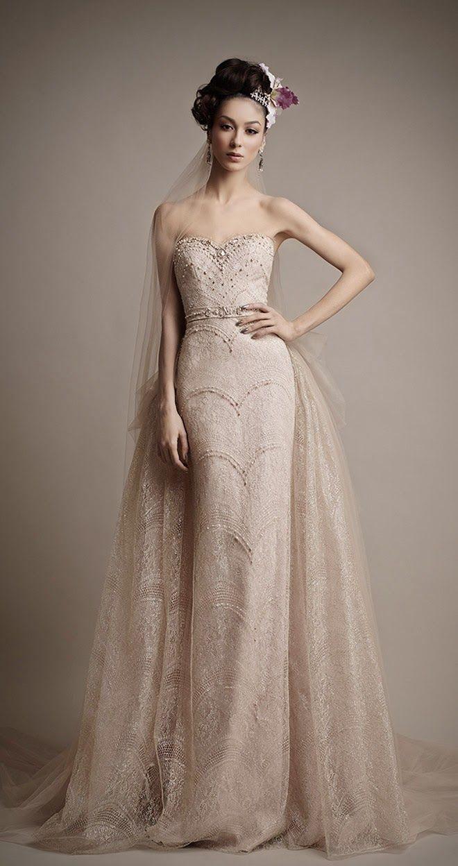 Ersa Atelier 2015 Bridal Collection