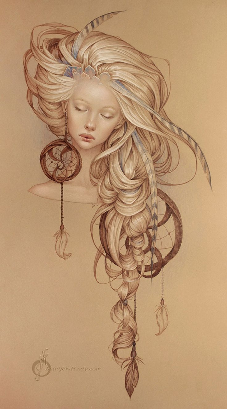 Pencil drawing by Jennifer Healy | Inspire We Trust
