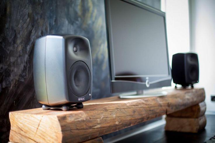 G Series Active Speakers | Genelec.com