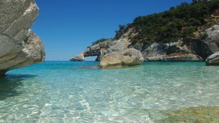Cala Goloritzé auf Sardinien