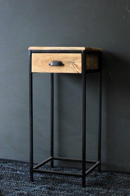 Rivington Bedside Table - Furniture