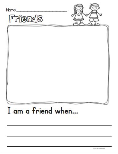 Creative Elementary School Counselor: Anti-Bullying & Friendship Paired Lessons