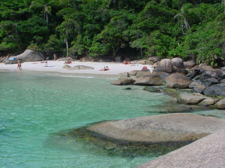 Ilha do Campeche SC