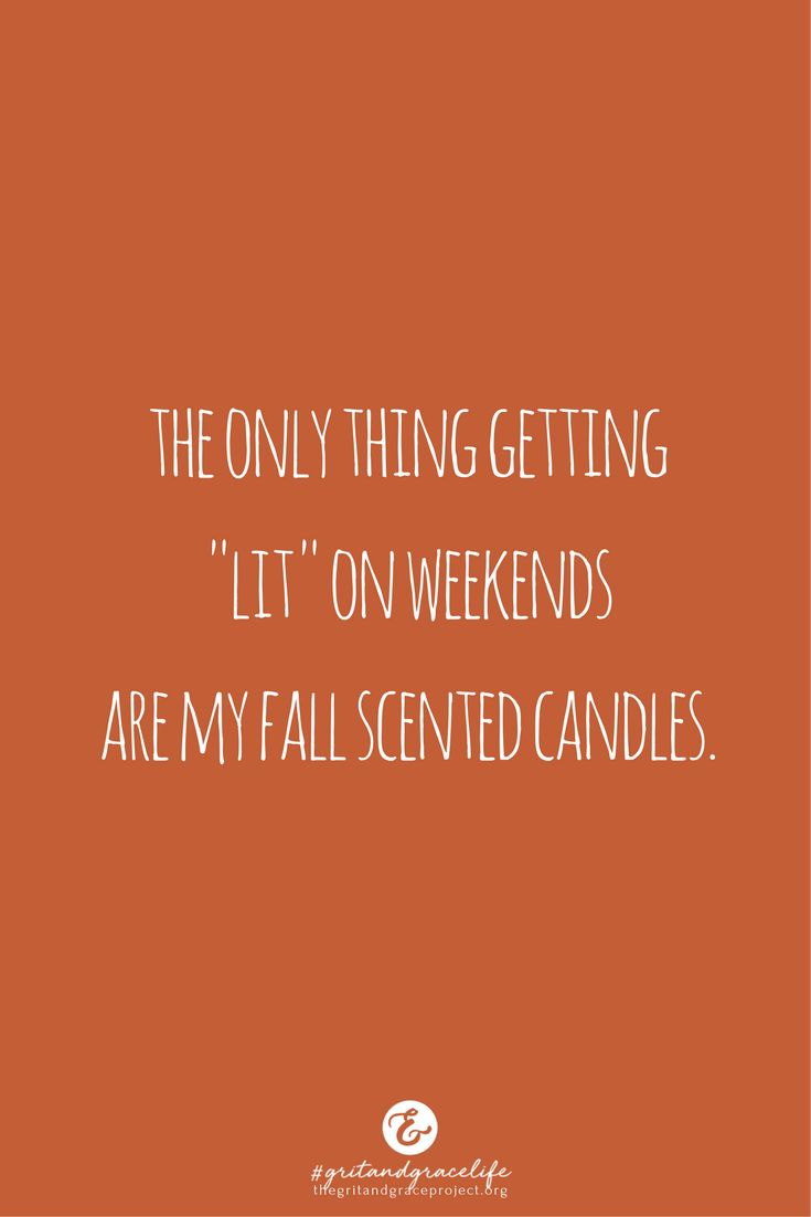 That's right. Because, we're filled with grit and grace. And pumpkin everything. Happy weekend y'all! #LOL #gritandgracelife || laughs for women, quotes for women, fall funny, encouragement for women ||