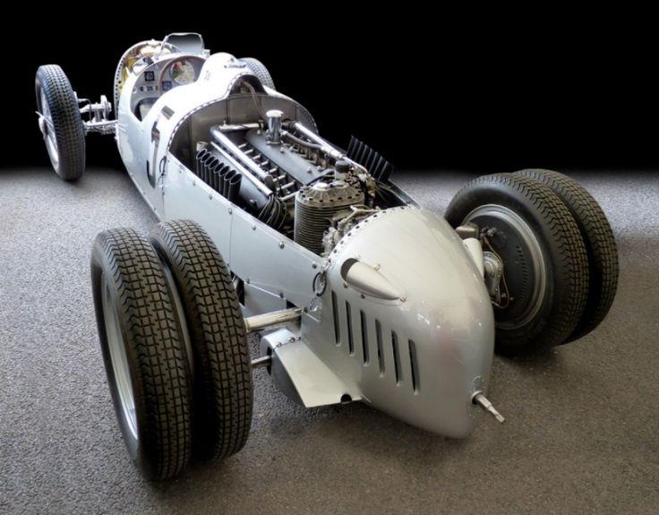 Best Auto Union Images On Pinterest Vintage Racing Race Cars