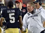 Notre Dame's Brian Kelly: Golson, Vanderdoes accountable