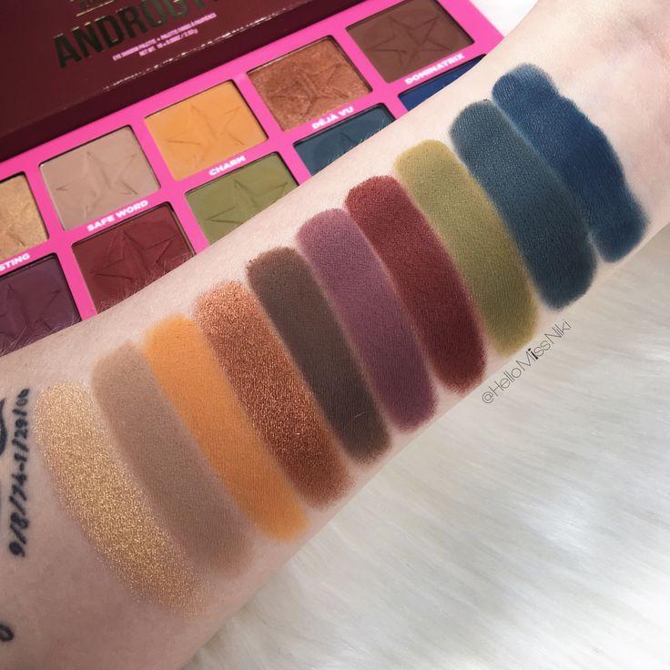 Jeffree Beauty Star Killer Palette