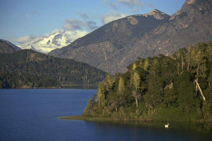 Río Negro - Parque Nacional Nahuel Huapí, más info de viajes en www.facebook.com/viajaportupais