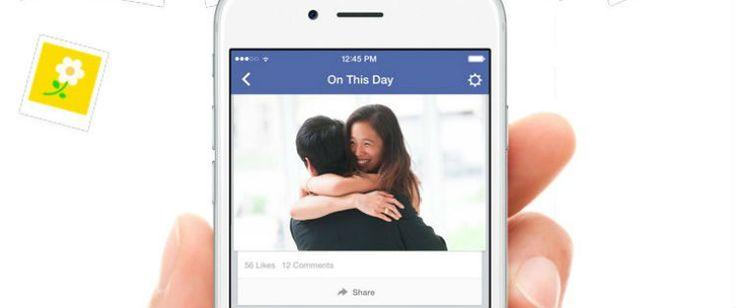 On This Day, functie noua introdusa de Facebook
