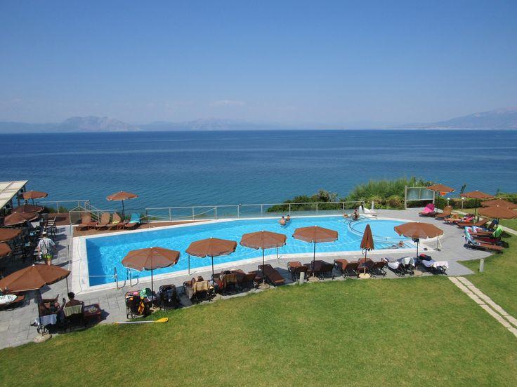 Niforeika Beach Hotel, Niforeika Achaia Greece