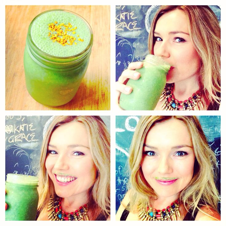 I love green smoothies  www.mothernourish.com