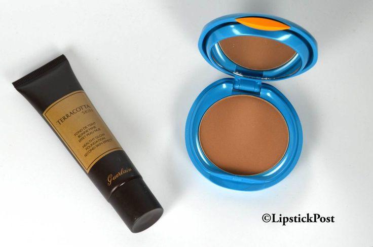 Su #LipstickPost:  Due #fondotinta per l' #estate: #Shiseido UV Protective Compact Foundation e…