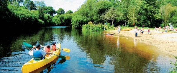 Ty Nadan Campsite - Ty Nadan boasts a whole host of activities meaning it's a campsite for those wishing to keep busy whilst in France!