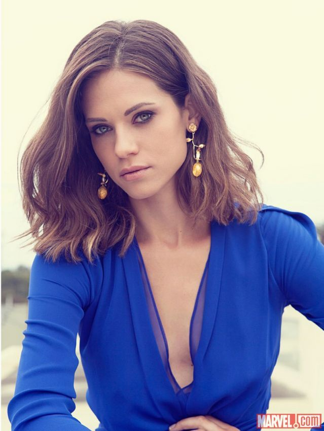 Lyndsy Fonseca joins Marvel's Agent Carter as Angie Martinelli
