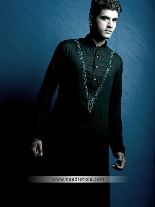 Best shalwar kurta suits for men  Designer kurta salwar