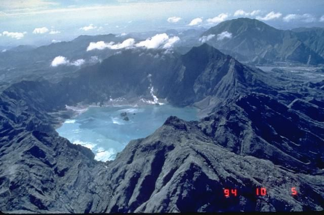 Photo of this volcano      Philippines     Philippines and SE Asia     Stratovolcano     1993 CE