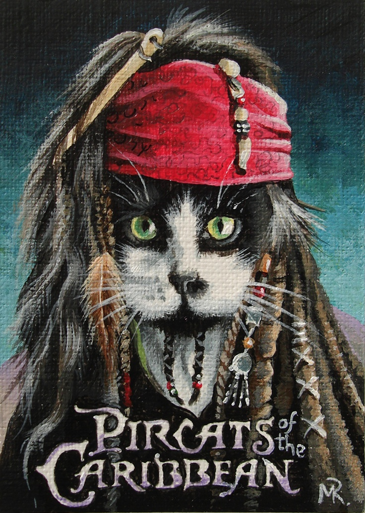 Pircats of the Caribbean