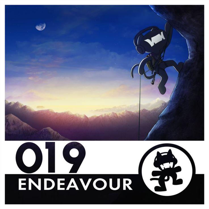 Monstercat Album Cover 019: Endeavour by petirep