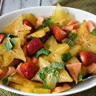 The Earth of India: 25 Star Fruit Recipes (or, Carambola Recipes)