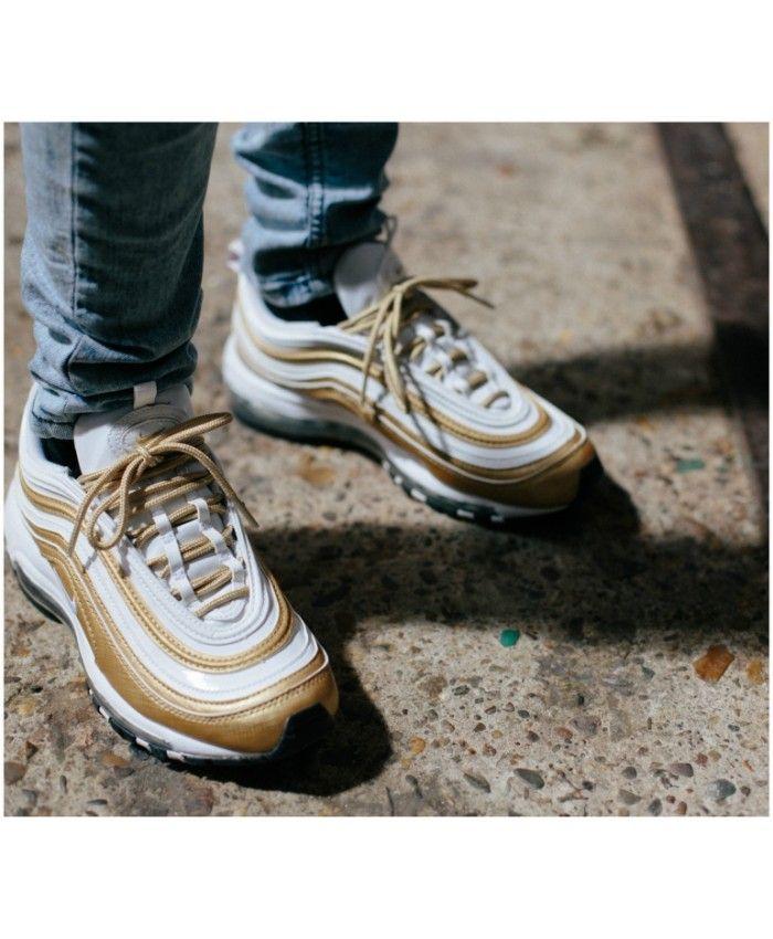 1497c6e48d Women Shoes   Street Style   Nike air max, Gold trainers, Cheap nike air max