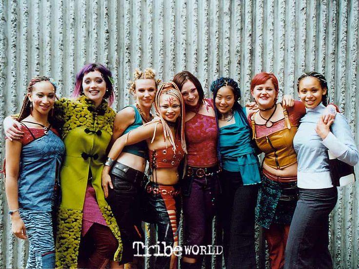 The Tribe -Siva, Trudy, Amber, Ebony, May, Tai San, Salene, Java<3