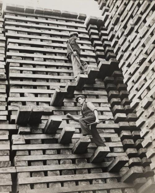 railway sleepers 1937