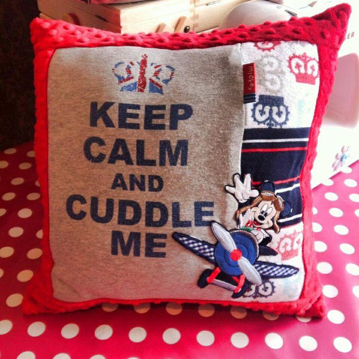 Keepsakes cushion £18