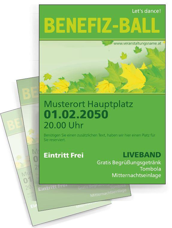 Kostenlose Ball Flyer Vorlagen von www.onlineprintXXL.com #ball #ballflyer #ballwerbung #balldesign #flyerdesign