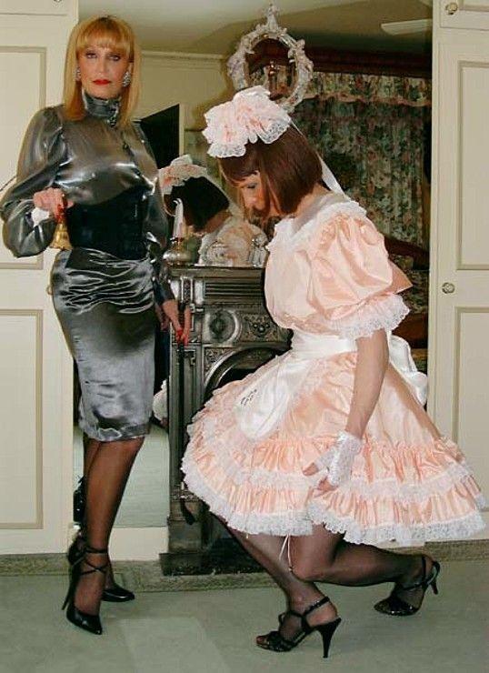 Shemale Shannon Vintage Petticoat