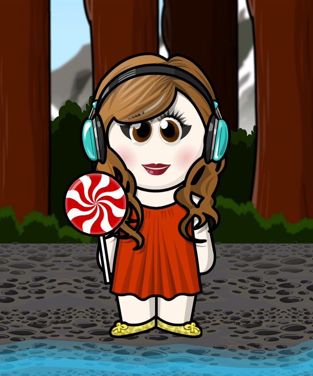 Ta-dah... I made you a WeeMee! You can make one too with WeeMee Avatar Creator. Available on the App Store for iPhone, iPad & iPod touch. https://itunes.apple.com/app/id352506978