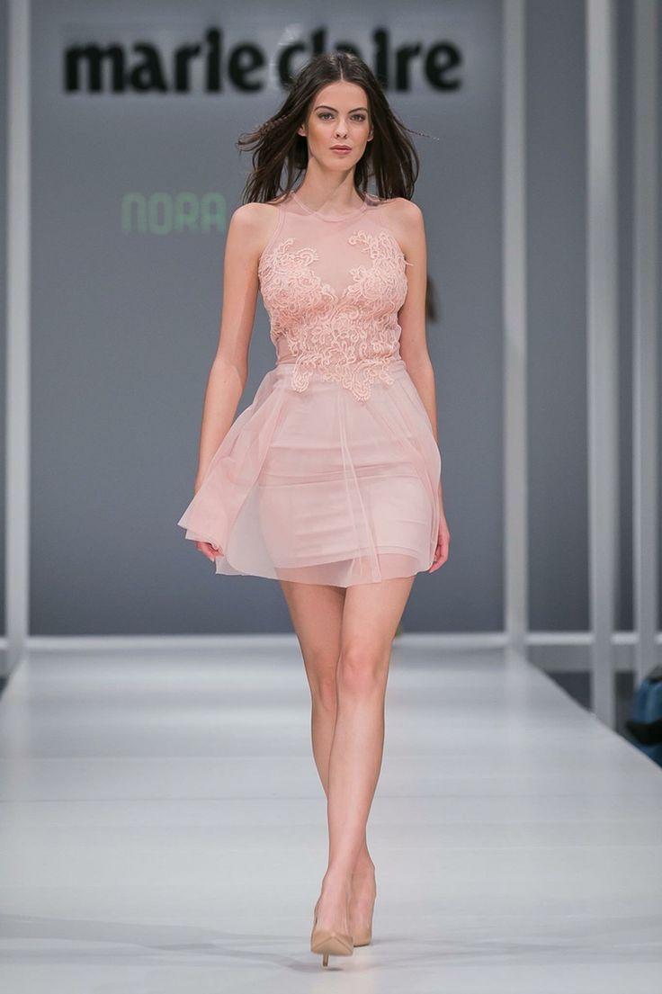 Nora Sarman / Dress Baby / Marie Claire Fashion Days