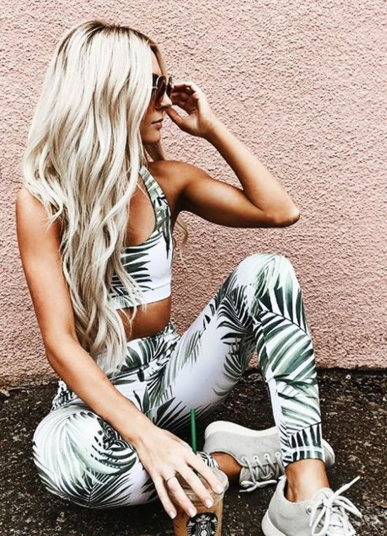 10 Cute Active Wear Outfits To Keep You Motivated – Society19