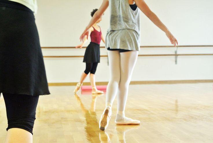 μπαλέτο ενηλίκων- KINOUME studio- thessaloniki