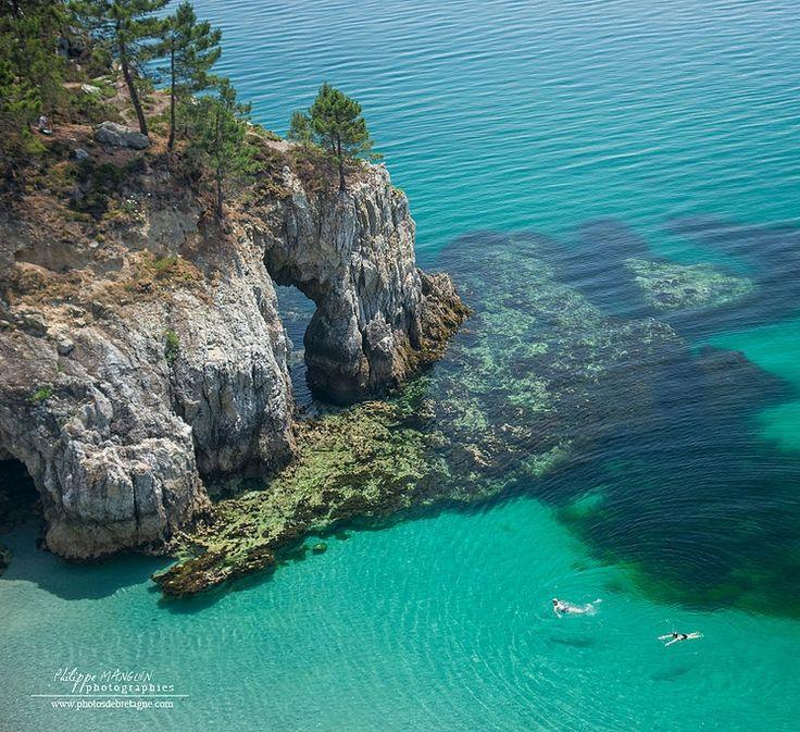 Île vierge - Crozon