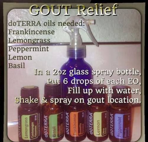 Essential oils for gout is creative inspiration for us. Get more photo about DIY home decor related with by looking at photos gallery at the bottom of this page. We are want to say thanks if you like to share this post to another people via your facebook, pinterest, google …