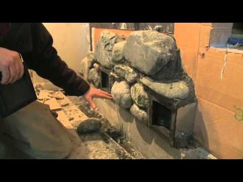 Build your own masonry fireplace masonry heater for Build your own rocket stove