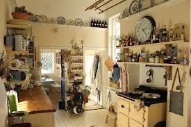 AGA (in Sophie Dahl's kitchen)