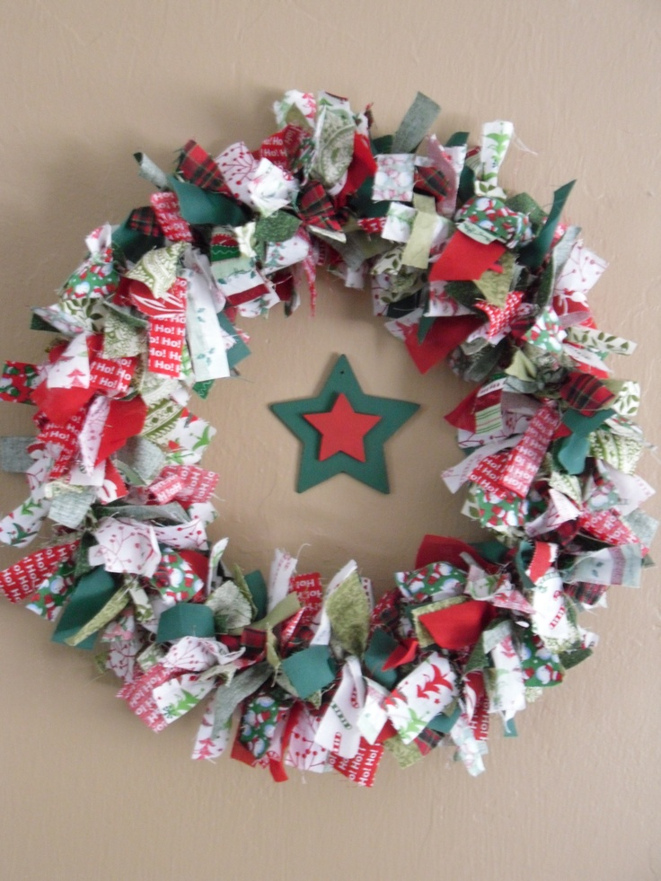 13 best WreathsClothRibbon images on Pinterest