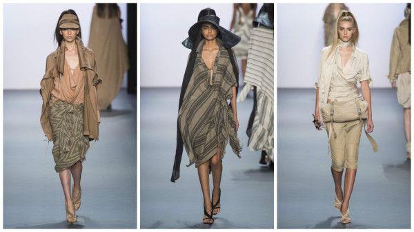 Nicholas K NY Fashion Week
