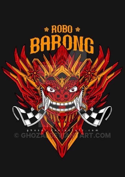Robo Barong by ghozai on DeviantArt